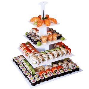 sushi-tort